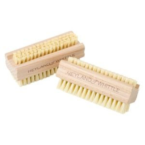 Branded Wooden & Sisal Nailbrush