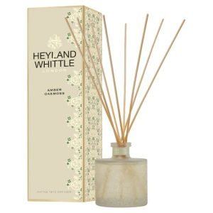 Gold Classic Amber Oak moss Reed Diffuser 200ml-01