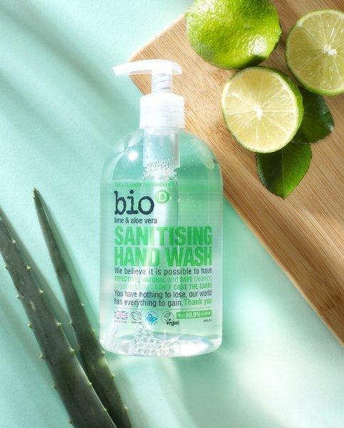 Lime & Aloe Vera Hand Wash