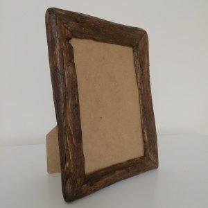 dark 6x6 photo frame