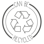 can be recycled