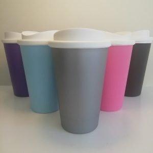travel mugs selection