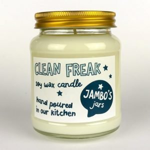 Clean Freak Medium Jar Candle