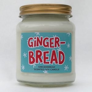 Ginger-Bread Medium Jar Candle