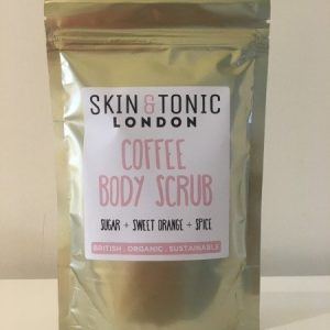 Coffee-body-scrub