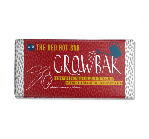 Perennial Red Hot Chilli Growbar