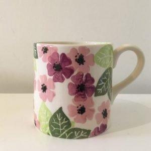 Pink bloom mug