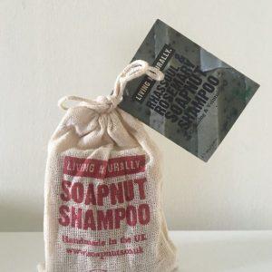Rhassoul & Rosemary Soapnut Shampoo Bar