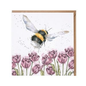 'Flight of the Bumblebee' card