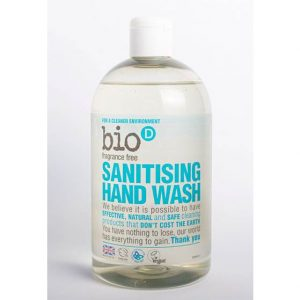Fragrance free Anti Bac Hand Wash