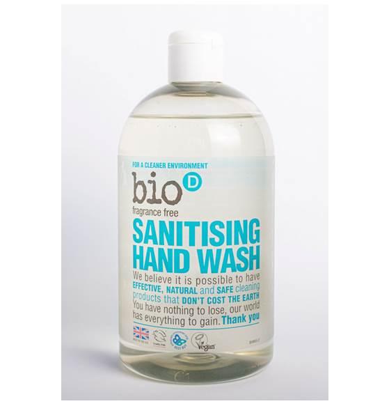 Fragrance free Anti Bac Hand Wash