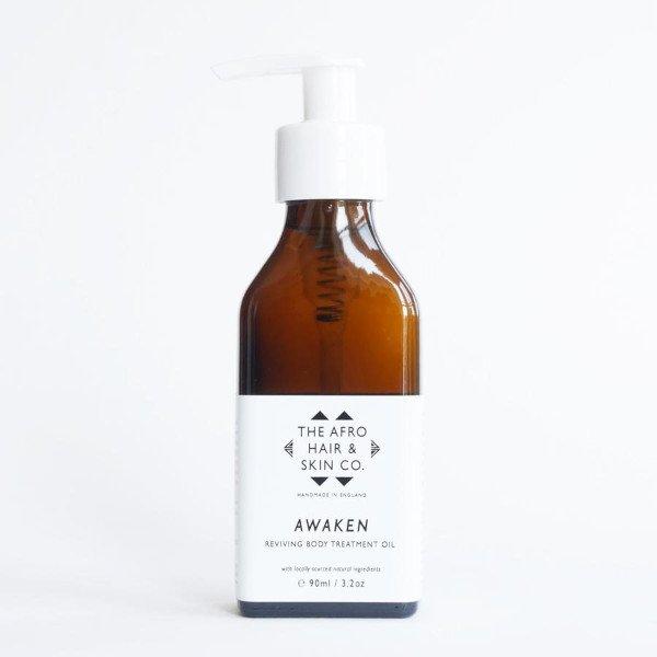 The Afro Hair & Skin Co Awaken Reviving Body Treatment Oil