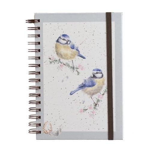 Wrendale Bluetit Notebook