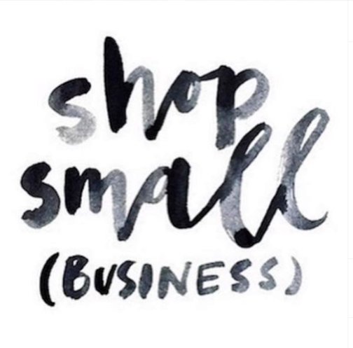 How to make a real difference. Shop small
