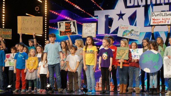 SOS from the Kids on BGT1