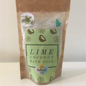 Lime & Coconut Bath Salts