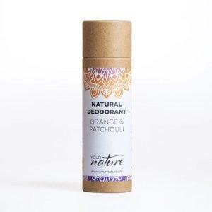 Your Nature Deodorant Orange & Patchouli