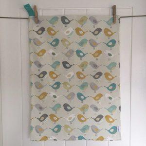 Bird Tea Towel