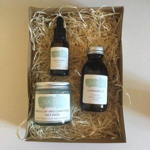 Self Care Facial Gift Set