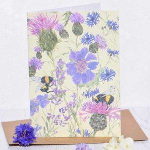 bee-flower-seedcard