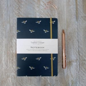 Bumble A5 Lined Notebook