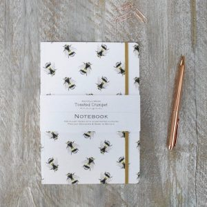 Bumblebee Pure A5 Lined Notebook
